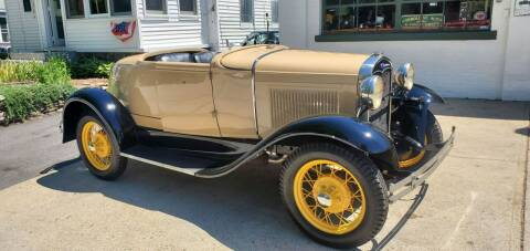 1931 Ford Cabriolet  for sale at Carroll Street Auto in Manchester NH