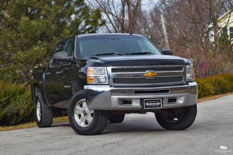2012 Chevrolet Silverado 1500 for sale at Rosedale Auto Sales Incorporated in Kansas City KS