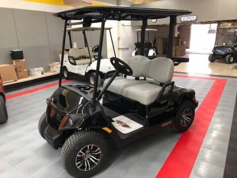 2021 Yamaha PTV Gas Golf Car for sale at Curry's Body Shop in Osborne KS