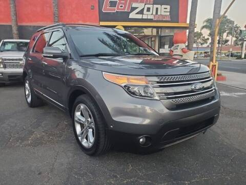 2014 Ford Explorer for sale at Carzone Automall in South Gate CA