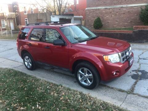 2011 Ford Escape for sale at DC Auto Sales Inc in Saint Louis MO