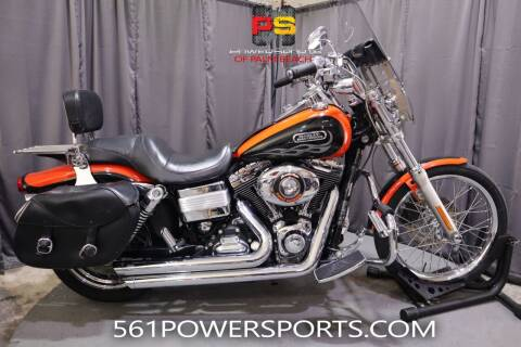 2006 Harley-Davidson Dyna™ Street Bob™ for sale at Powersports of Palm Beach in Hollywood FL