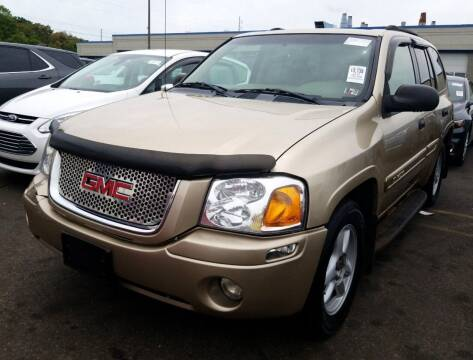 2004 GMC Envoy for sale at Angelo's Auto Sales in Lowellville OH