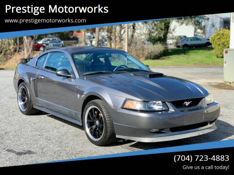 2003 Ford Mustang for sale at Prestige Motorworks in Concord NC
