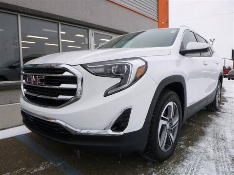 2020 GMC Terrain for sale at Torgerson Auto Center in Bismarck ND