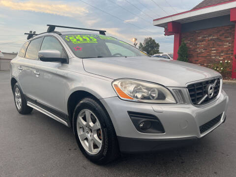 2010 Volvo XC60 for sale at Premium Motors in Louisville KY