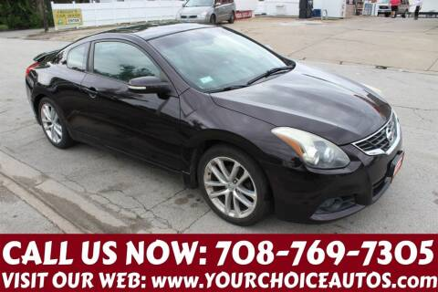 2010 Nissan Altima for sale at Your Choice Autos in Posen IL