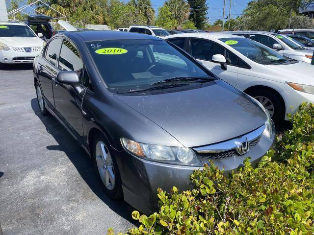 2010 Honda Civic for sale at Mike Auto Sales in West Palm Beach FL