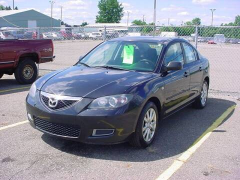 2007 Mazda MAZDA3 for sale at VOA Auto Sales in Pontiac MI