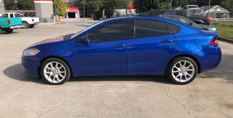 2013 Dodge Dart for sale at Diana Rico LLC in Dalton GA