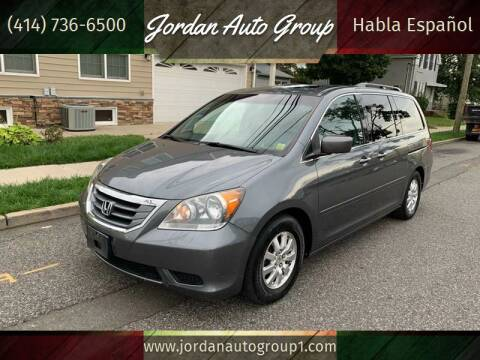 2010 Honda Odyssey for sale at Jordan Auto Group in Paterson NJ