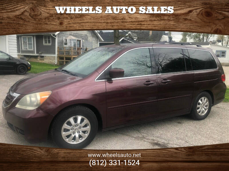 2010 Honda Odyssey for sale at Wheels Auto Sales in Bloomington IN