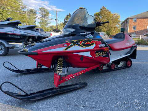2003 Polaris EDGE XC 340 for sale at ROUTE 3A MOTORS INC in North Chelmsford MA