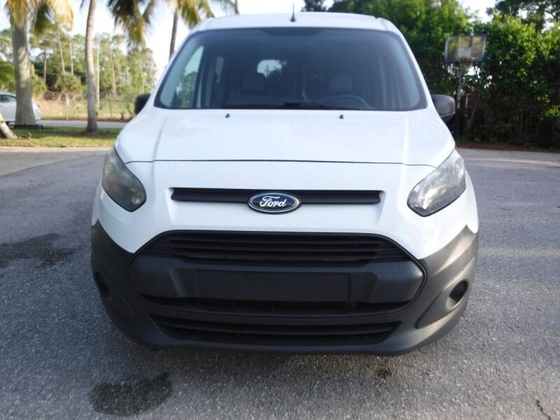 2016 Ford Transit Connect Cargo for sale at Seven Mile Motors, Inc. in Naples FL