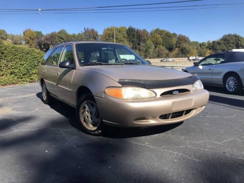 1998 Ford Escort for sale at L & M Auto Broker in Stone Mountain GA