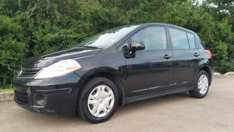 2012 Nissan Versa for sale at Houston Auto Preowned in Houston TX