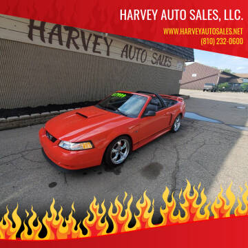 2001 Ford Mustang for sale at Harvey Auto Sales, LLC. in Flint MI
