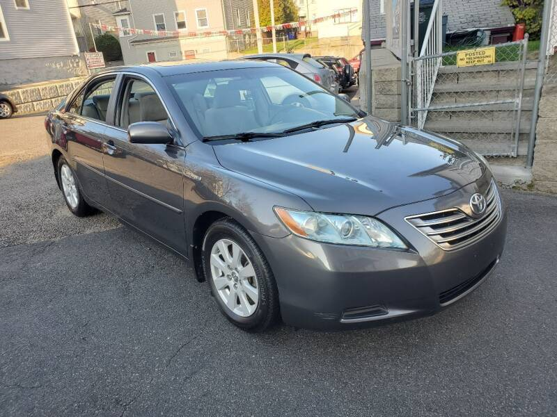 2009 Toyota Camry Hybrid for sale at Fortier's Auto Sales & Svc in Fall River MA