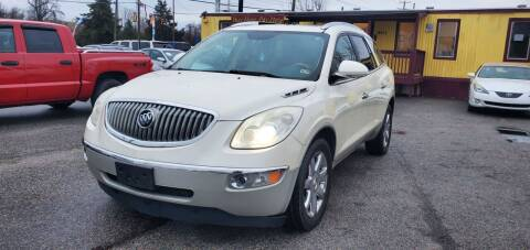 2009 Buick Enclave for sale at AUTO NETWORK LLC in Petersburg VA