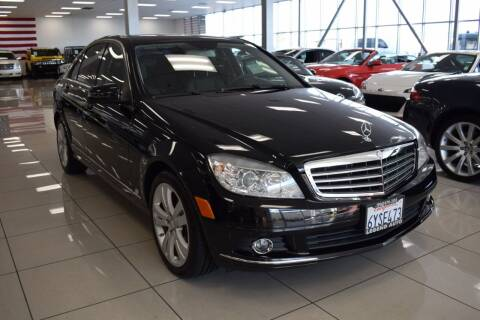 2011 Mercedes-Benz C-Class for sale at Legend Auto in Sacramento CA