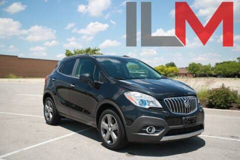 2013 Buick Encore for sale at INDY LUXURY MOTORSPORTS in Fishers IN