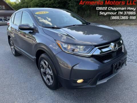2019 Honda CR-V for sale at Armenia Motors in Seymour TN