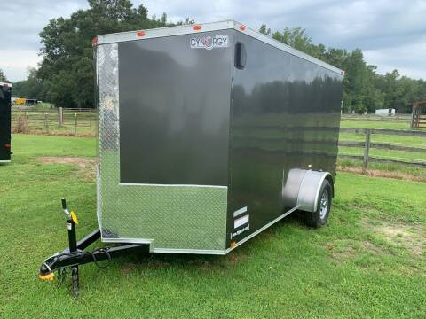 2020 New Cynergy 6x12 Advanced Enclo Trailer for sale at Tripp Auto & Cycle Sales Inc in Grimesland NC