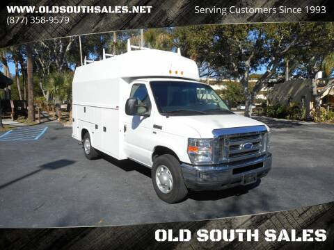 2016 Ford E-Series Chassis for sale at OLD SOUTH SALES in Vero Beach FL