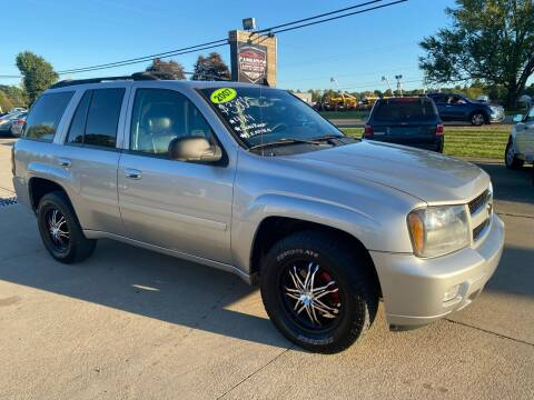 2007 Chevrolet TrailBlazer for sale at CarNation Auto Group in Alliance OH
