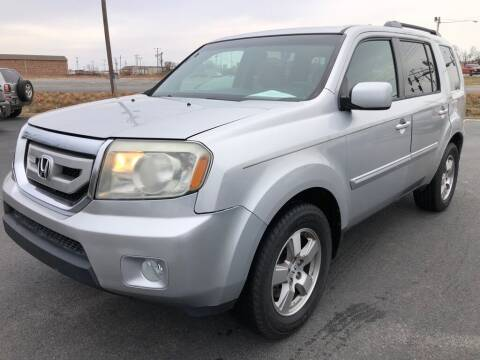 2011 Honda Pilot for sale at Arkansas Car Pros in Cabot AR