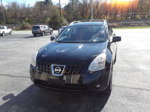2009 Nissan Rogue for sale at Dun Rite Car Sales in Downingtown PA