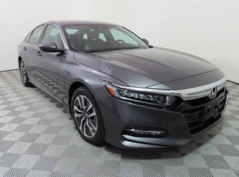 2019 Honda Accord Hybrid for sale at Curry's Cars Powered by Autohouse - Auto House Scottsdale in Scottsdale AZ
