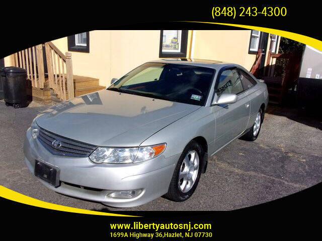 2002 Toyota Camry Solara for sale in Hazlet, NJ
