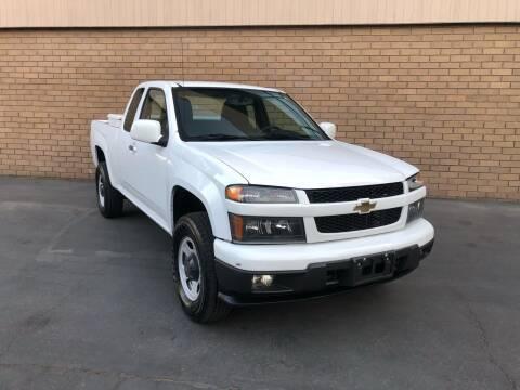 2012 Chevrolet Colorado for sale at MK Motors in Sacramento CA