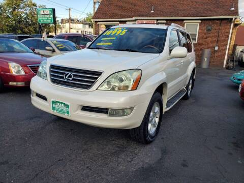 2004 Lexus GX 470 for sale at Kar Connection in Little Ferry NJ
