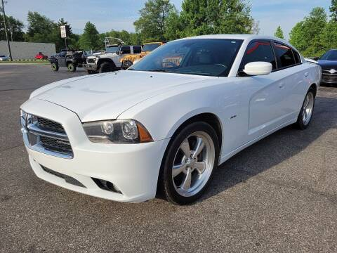 2011 Dodge Charger for sale at Cruisin' Auto Sales in Madison IN