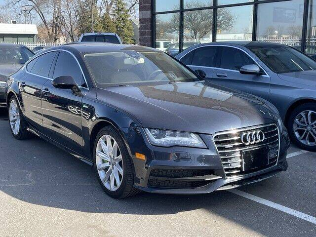 2015 Audi A7 for sale at SOUTHFIELD QUALITY CARS in Detroit MI