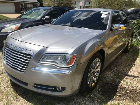 2013 Chrysler 300 for sale at GREENLIGHT AUTO SALES in Akron OH