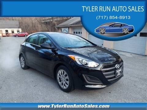 2016 Hyundai Elantra GT for sale at Tyler Run Auto Sales in York PA