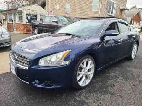 2009 Nissan Maxima for sale at Express Auto Mall in Totowa NJ