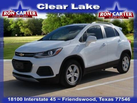 2019 Chevrolet Trax for sale at Ron Carter  Clear Lake Used Cars in Houston TX
