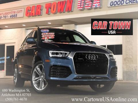 2017 Audi Q3 for sale at Car Town USA in Attleboro MA
