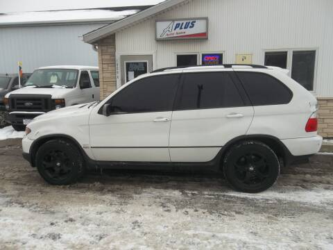 2004 BMW X5 for sale at A Plus Auto Sales/ - A Plus Auto Sales in Sioux Falls SD
