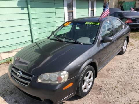 2002 Nissan Maxima for sale at Castagna Auto Sales LLC in Saint Augustine FL
