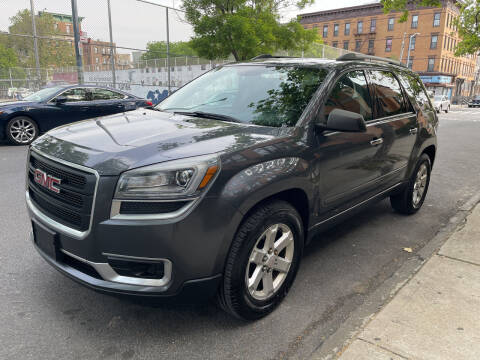 2014 GMC Acadia for sale at Gallery Auto Sales in Bronx NY