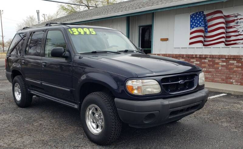 2000 Ford Explorer for sale at Sand Mountain Motors in Fallon NV