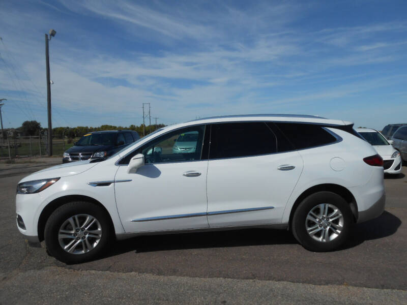 2020 Buick Enclave for sale at Salmon Automotive Inc. in Tracy MN