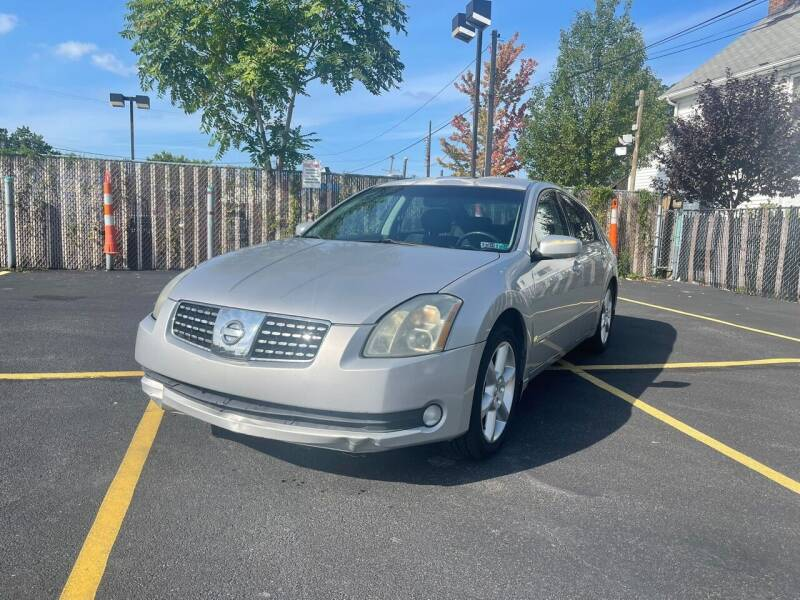 2004 Nissan Maxima for sale at True Automotive in Cleveland OH