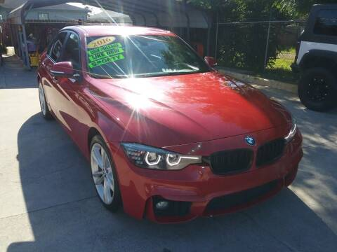 2016 BMW 3 Series for sale at Express AutoPlex in Brownsville TX