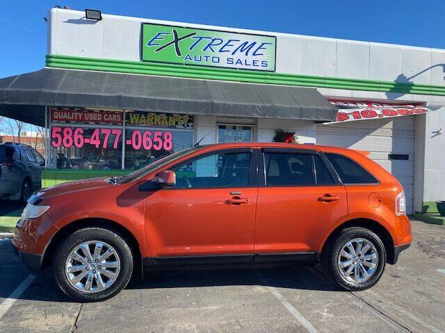2007 Ford Edge for sale at Extreme Auto Sales in Clinton Township MI